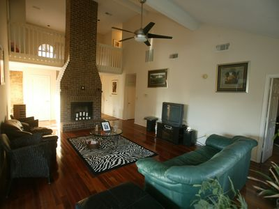 Lithonia house rental - Family Room