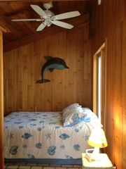 Yarmouth cottage photo - Private bedroom, ocean view, new Queen mattress