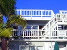 34th Street Penhouse Suite with Private Roof Top Deck (200 feet to beach) - Balboa Peninsula house vacation rental photo