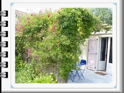 Peaceful house, 50 square meters, close to the beach