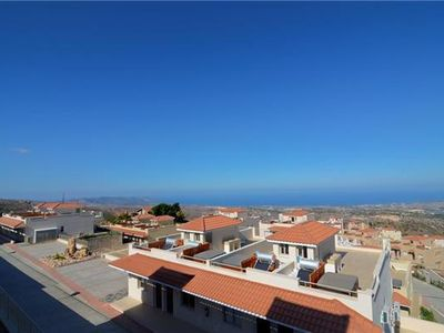 Apartment for 3 people, with swimming pool, in Latchi