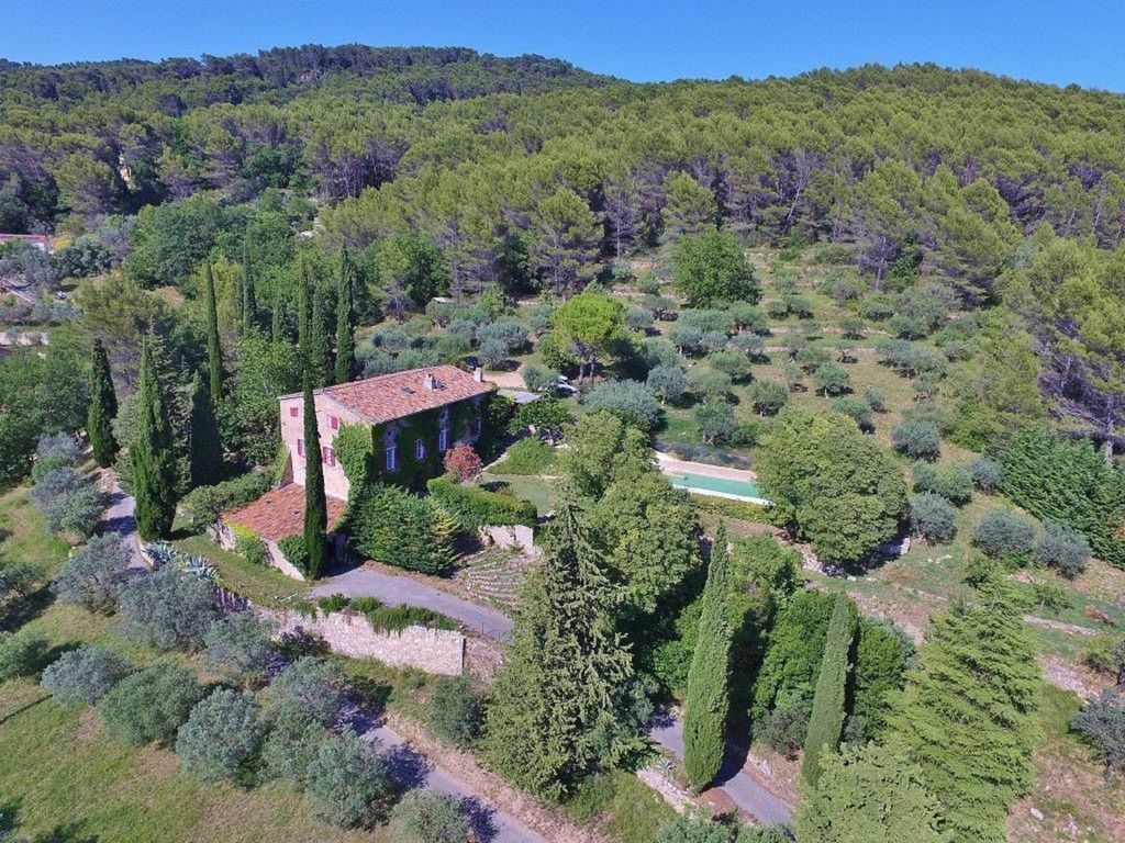 New ! Mas des Oliviers, Draguignan. With a beautiful view !