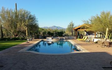 Oro Valley house rental - Pool/ Spa privileges available - main house