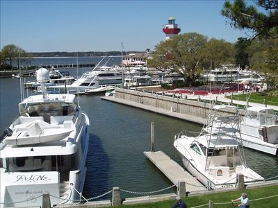 Sparkling Hilton Head Harborfront Condo at Harbour Town