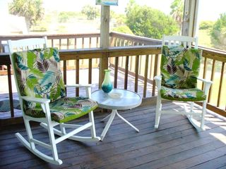 2nd floor sit and sip area - Isle of Palms house vacation rental photo