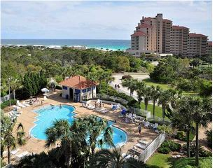 Tops'l condo photo - The Pool & the Gulf