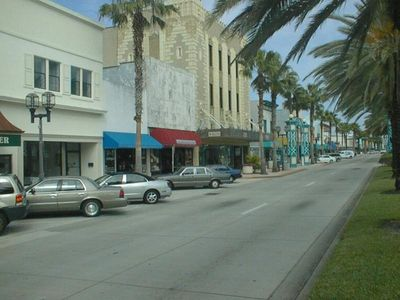 Be sure to visit Historic Downtown Daytona Beach