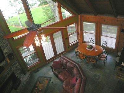 Minneapolis house rental - Large Cathedral Home. Seats nine for dining (6 at table plus 3 at kitchen bar)