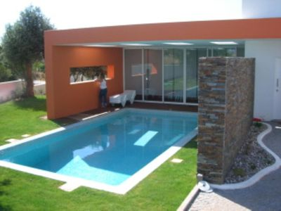 DESIGN LUXURY VILLA WITH SWIMMING POOL