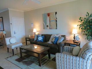 Galveston condo photo - Our place has plenty of room for couples or families.