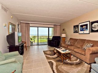 Fernandina Beach condo photo - Great Room with Great View