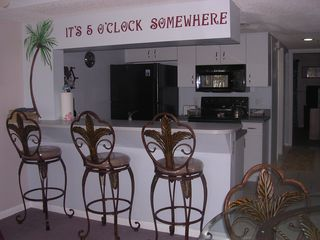 Kitchen Area - Cocoa Beach condo vacation rental photo
