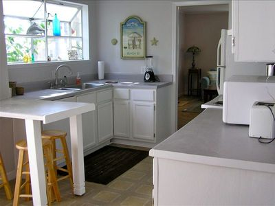 Gulfport house rental - Fully furnished kitchen