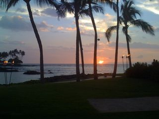 Waikoloa Beach Resort townhome photo - Beautiful Sunsets