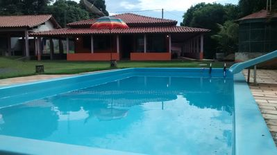 Linda Finca for rental Socorro