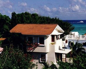 Casa Co'lel Luna and Caribbean views - Playa del Carmen villa vacation rental photo