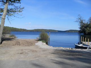 Moultonborough cottage photo - FREE public boat launch 10 sec from house(by car) 5 min walk/ beach 5 min drive