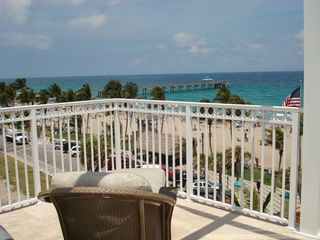 Deerfield Beach condo photo - View from the North Terrace