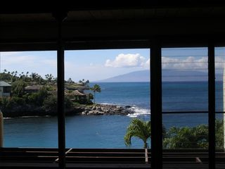 Napili condo photo - Wake up to this view from the loft bedroom