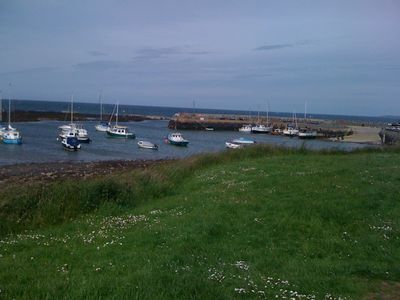 local harbour & costal path