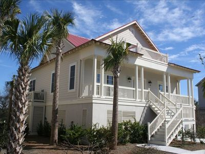 Our home away from home on Seabrook Island!