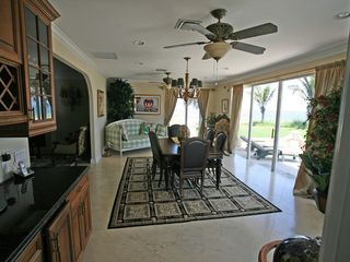 Vero Beach house photo - Dining area