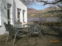 Secluded, south side Loch Tay, spectacular views, water access