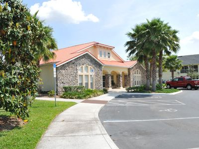 Resort Clubhouse -Disney Vacation Rentals