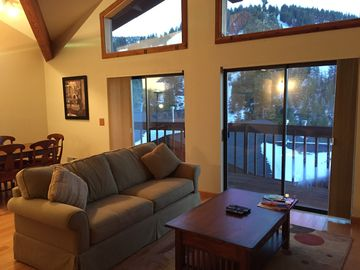 Incline Village condo rental - Condo with Lake and Mountain Views