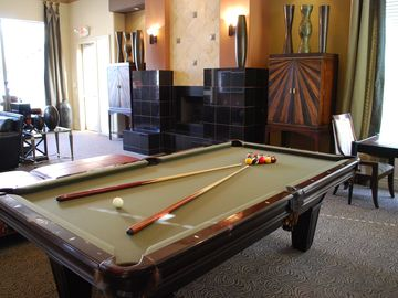 Clubhouse - Games Room