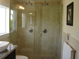Corona del Mar house photo - Oversize Master Shower