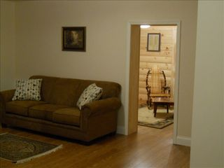 Lancaster apartment photo - The Spring room contains a brand new sofa bed for additional guests up to 2.