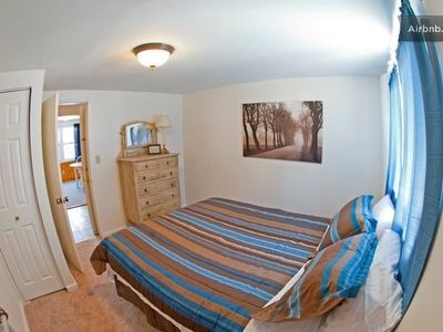 Green Valley Lake apartment rental - This is one of the bedrooms in the Moonlight Suite.