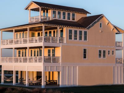 Breathtaking Pointe West Beachfront Home -Spring Break Now Available!