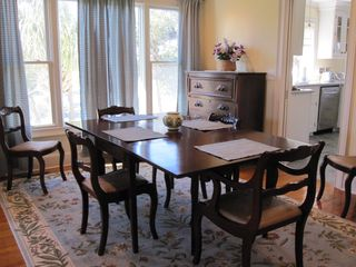 Wild Dunes house photo - Formal dining area