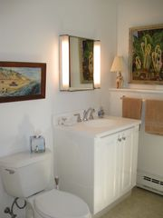 Truro house photo - Full bathroom, first floor, recently renovated