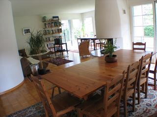Lungern house photo - Plenty of space, light, and a view of the village