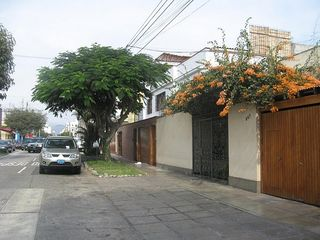 Lima apartment photo - Street view