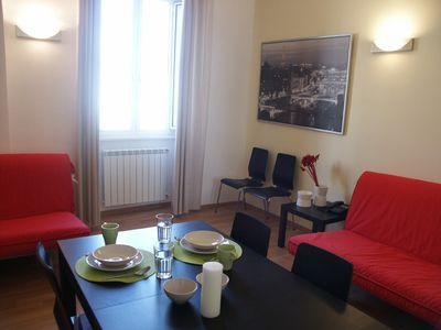 3 Charming Holiday Apartments in Rome close to Vatican Area