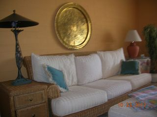 Sun City cottage photo - Cozy, clean and casual.... oh, and comfortable too!