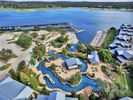 Location - As a guest at The Reserve, you will enjoy access to a plethora of luxe amenities, including a lazy river pool, marina, and tennis courts.