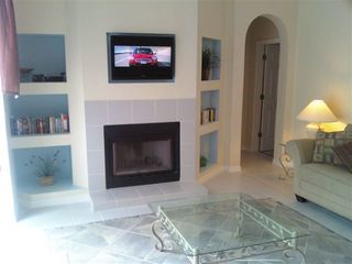 Westridge villa photo - Flat screen TV's in family room and both masters