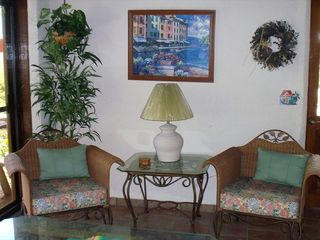 Culebra house photo - Sitting Area Near Library