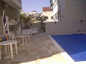 Ipanema condo rental - .