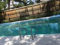 *New Listing* Coastal Inspired 1/1 Guest House with Pool - Pet Friendly