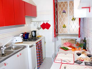 Termini area (Modern Centre) apartment photo - Kitchen