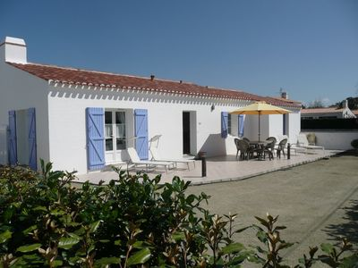 Holiday house, 90 square meters , Noirmoutier