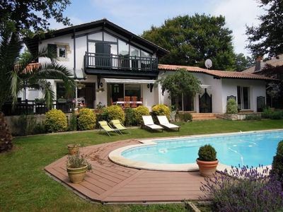 Bassussarry: house / villa - 6 rooms - 5/6 persons