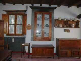 Fiesole villa photo - Kitchen - traditional furniture with modern comfort