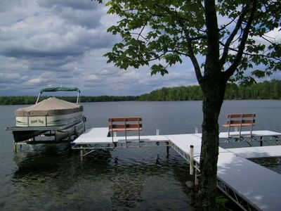 Ely lodge rental - Dock